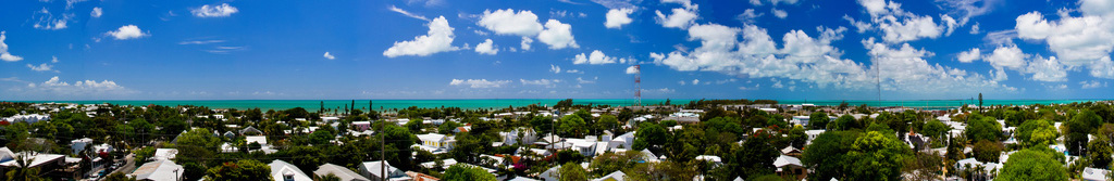 Key West Panorama